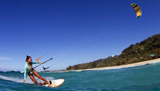 Kitesurfing Lessons & Rental In Portland, United Kingdom