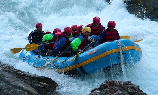 Rafting Trips In Kathmandu