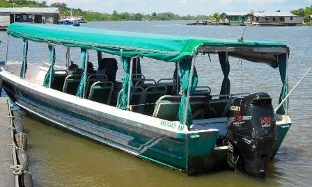 Aguia Amazonas - One Day Tour - Manaus / AM, Brazil