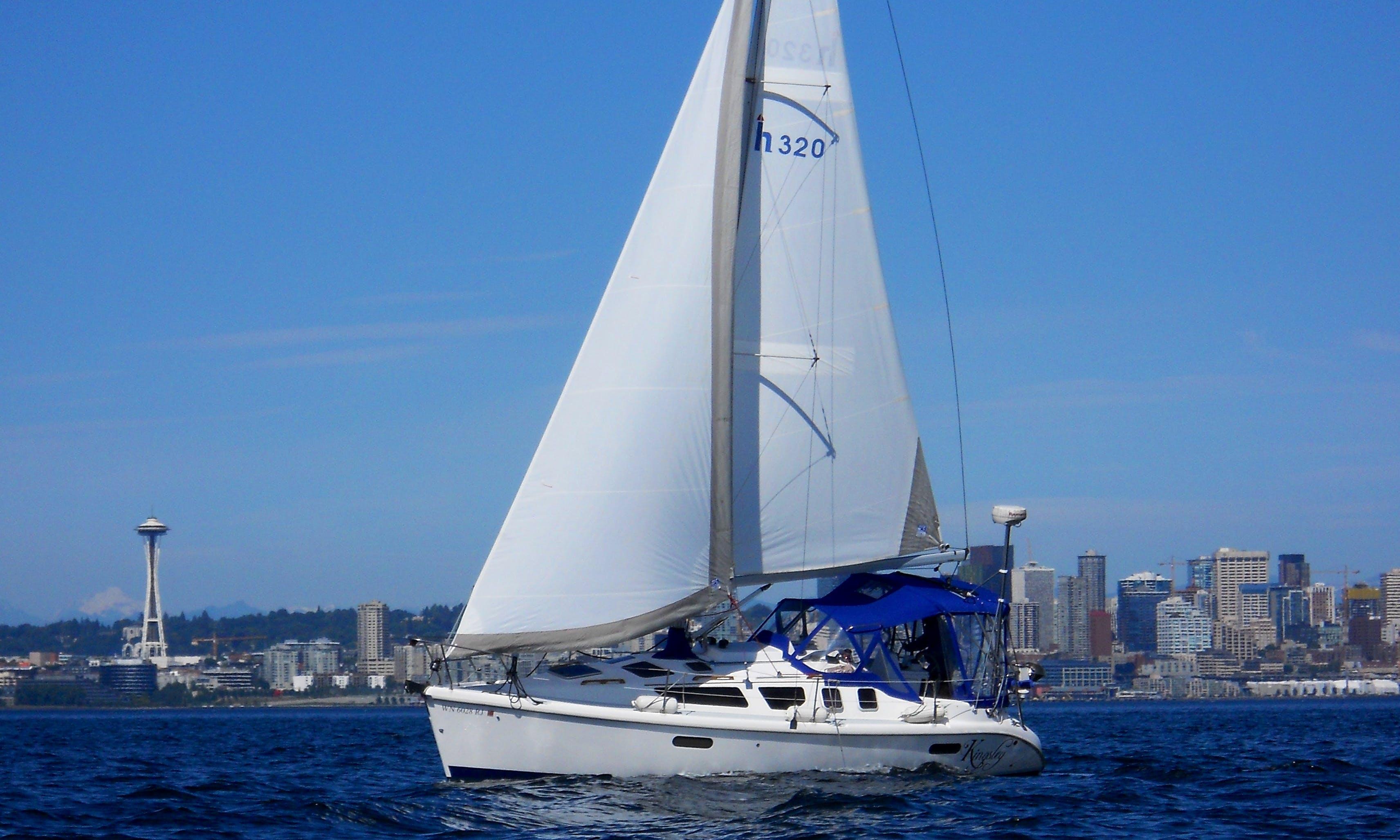 Puget Sound Sailing Adventure!