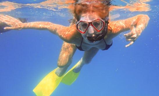Snorkeling Tours In Arzachena, Sardinia