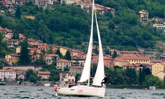 21ft First 21.7 Sailing Yacht Rental in Milan, Italy