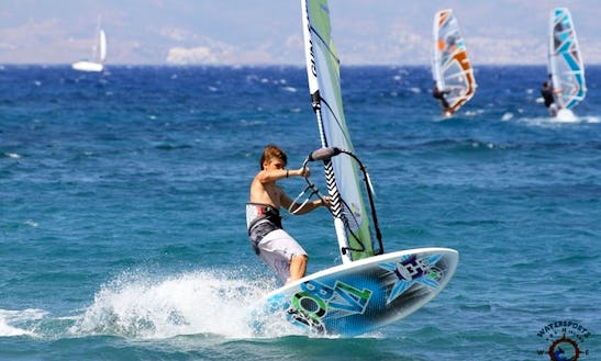 Windsurfing Lessons In Kos, Greece