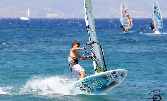 Windsurfing Lessons In Kos
