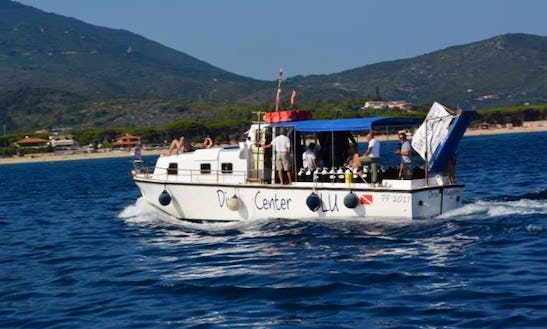Diving Trips & Courses In Campo Nell'elba