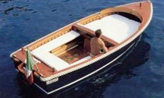 'utility' Power Boat Rental In Portofino, Italy