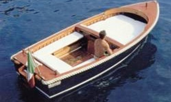 'utility' Power Boat Rental In Portofino