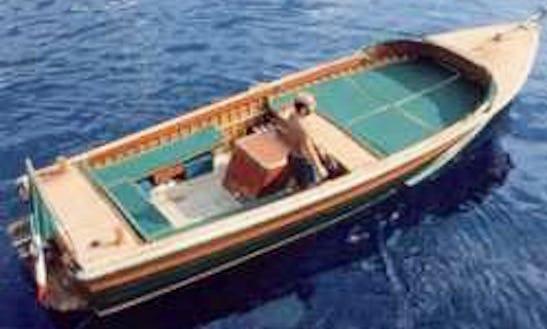 'sexa' Power Boat Rental In Portofino, Italy