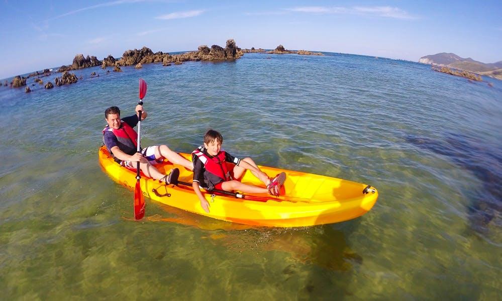 Double Kayak Courses in Noja, Spain