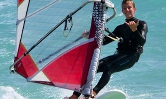 Get Ready For The Ride Of Your Life! Windsurfing Lessons In Hohwacht