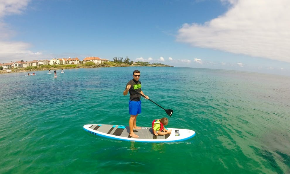 Paddle Surf Lessons & Rental in Noja, Spain