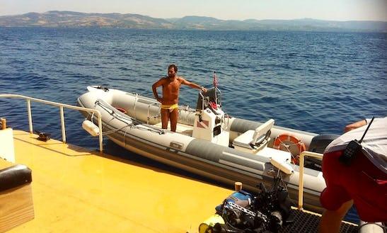 Diving Trips & Padi Courses In Castelsardo