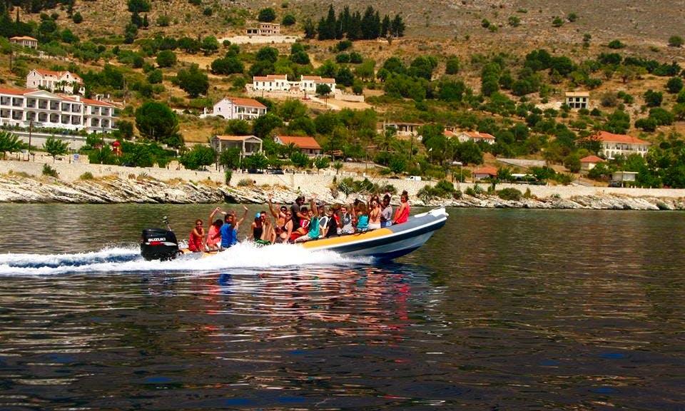 Discover the Beautiful Reefs on Scuba Trips in Kefallonia, Greece!