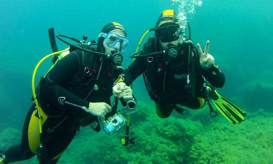 Scuba Diving Trips & Courses In San Vito Lo Capo