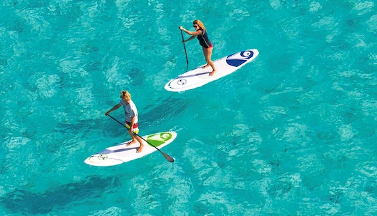 Paddleboard & Surf Rental & Lessons In Cabarete, Dominican Republic