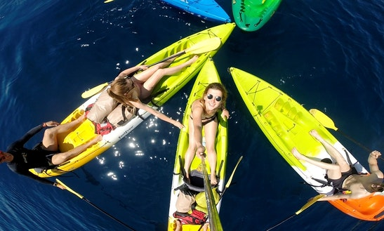 Double Kayak Hire & Tours In Dubrovnik
