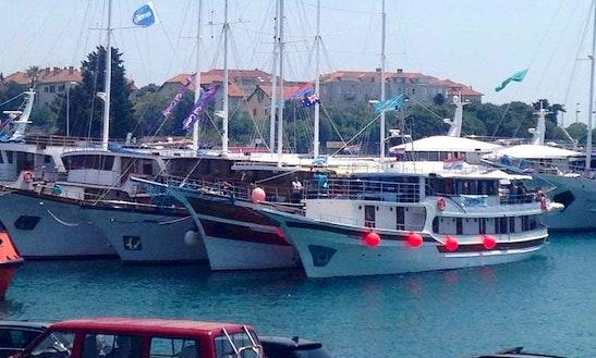 Mega Yacht Charter In Jesenice, Croatia