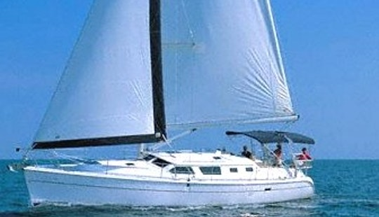 Charter The Hunter 44ds