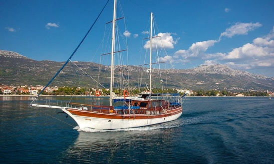 Standard Andi Sailing Yacht Charter In Zagreb
