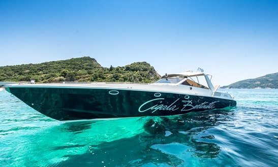 45' Cigala Bertinetti Yacht Trips In Chania, Greece