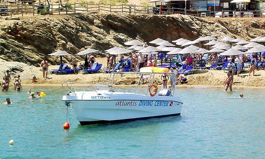 Daily Diving Trips & Lessons In Rethimno, Greece