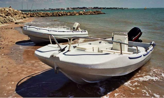 Center Console Rental In Chania