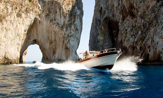 Capri Full Day Tour In Sorrento