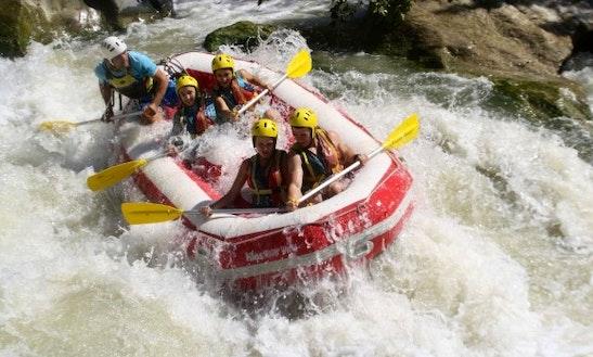 Daily Rafting Trips In Fevziye Köyü