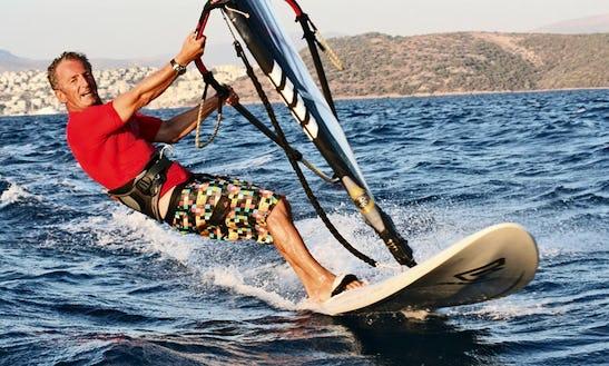 Windsurfing In Bitez Belediyesi