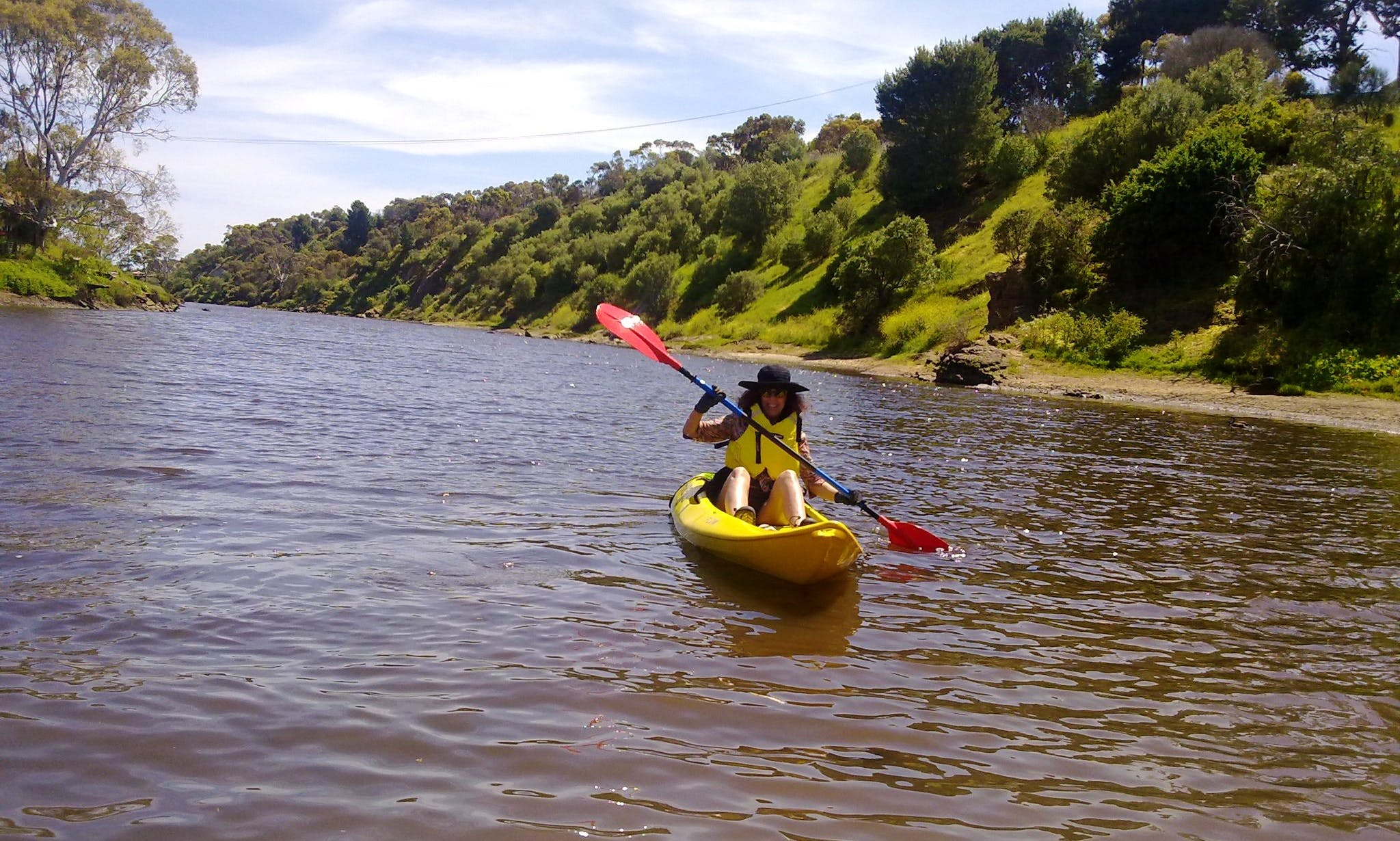 Kayak Hire in Aldinga, Australia