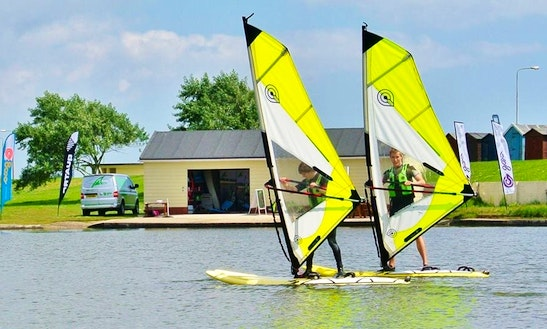 Windsurfing Courses In Harwich