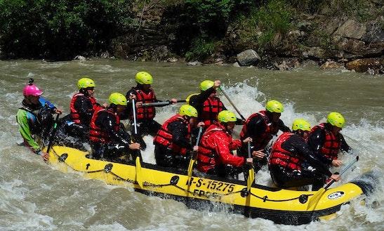 Rafting Trips In Gemeinde Kaprun
