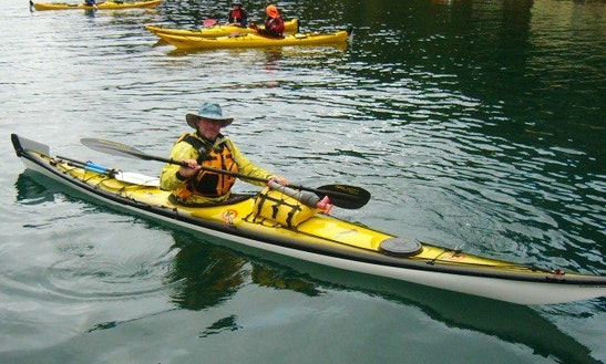Kayak Rental & Lessons In Agno, Switzerland