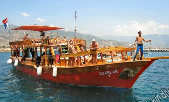Enjoy A Full-day Diving Trips And Courses In Antalya, Turkey