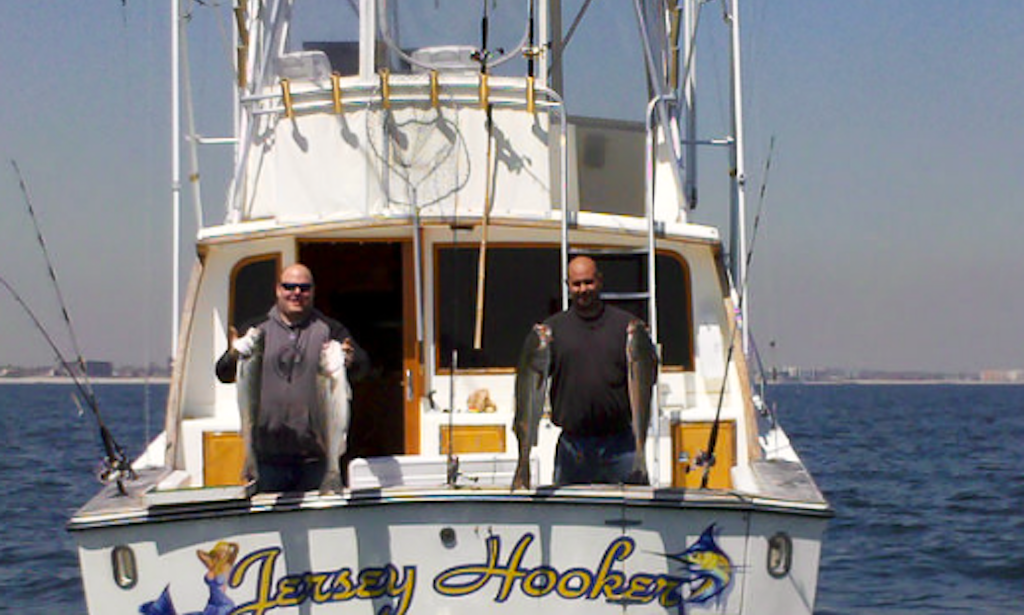 36 39 sport fisherman in point pleasant beach new jersey for Point pleasant fishing charters