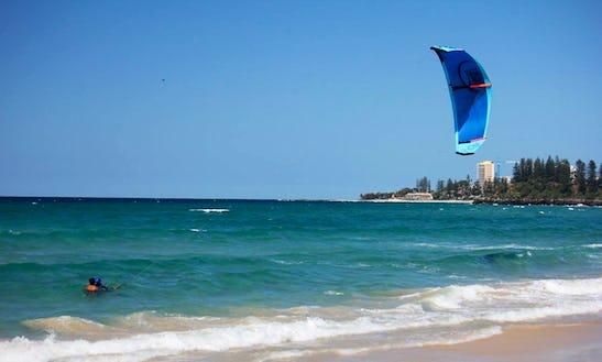 Kitesurfing Lessons In Coolangatta, Australia