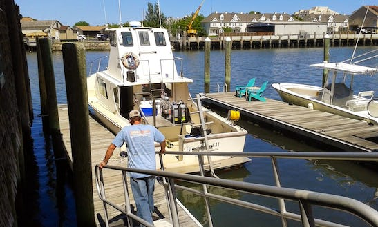 Diving Trips In Egg Harbor Township, New Jersey