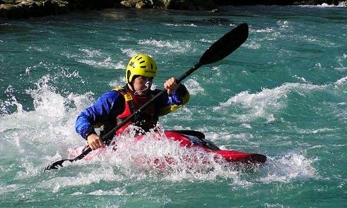 Kayak Rental & Trips in Zaga, Slovenia