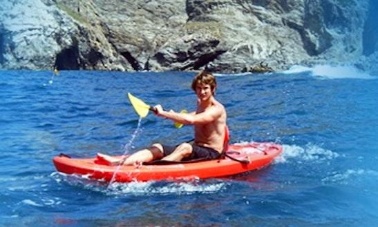 Single Kayaking Trips In Saint Agnes