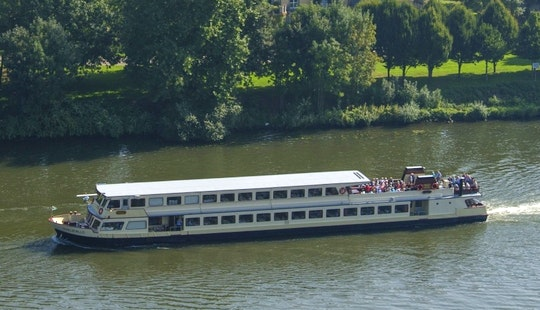 Cruise On The Meuse In Maastricht
