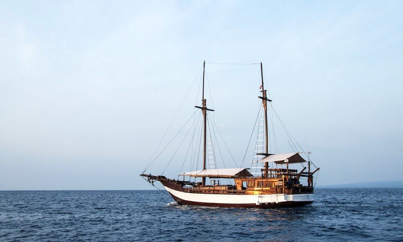 Komodo - Diving & Snorkeling Liveaboard with DUYUNG