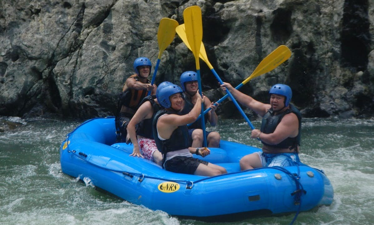 Rafting Trips in Chang Wat Chiang Mai, Thailand