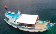 Trawler Fishing Charters in Tambon Ko Tao, Thailand