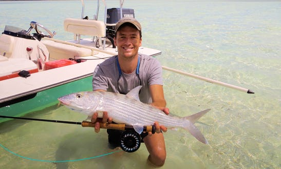 Bass Boat Fishing Charters In Escazu, Costa Rica