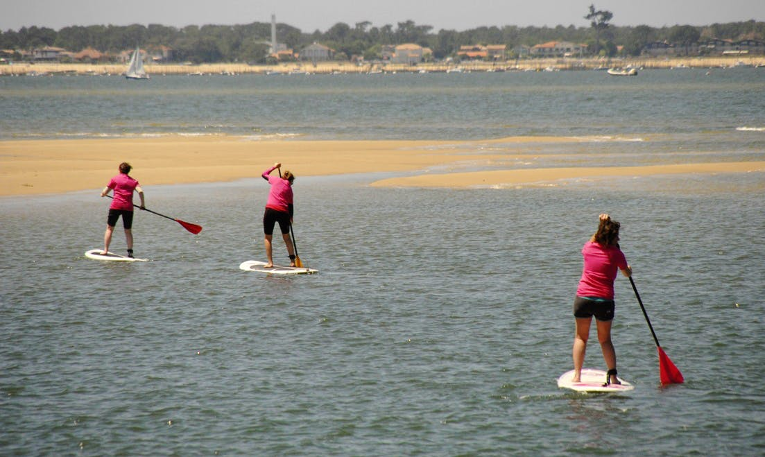 Paddleboard Rental and Lessons in Arcachon, France