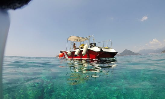 Scuba Diving Trips And Courses In Herceg Novi, Montenegro