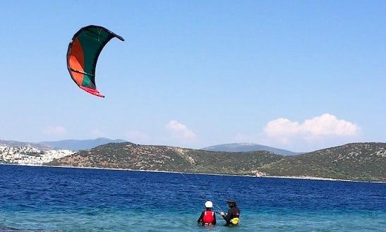 Kiteboarding Lessons In Bitez Belediyesi, Turkey