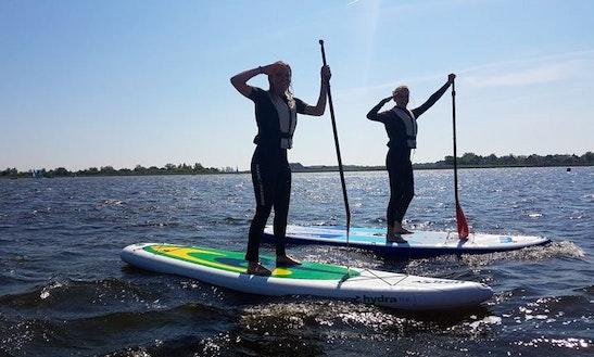 Paddleboard Rental In Workum, Netherlands
