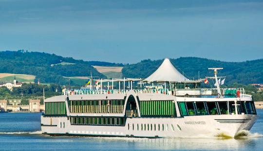 River Cruises In Innsbruck, Austria On A Luxury 361ft