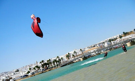 Kitesurfing Courses In Conil De La Frontera